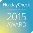 HolidayCheck-Award 2015