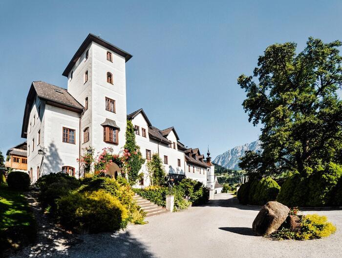 Schloss Thannegg Schladming Dachstein Region