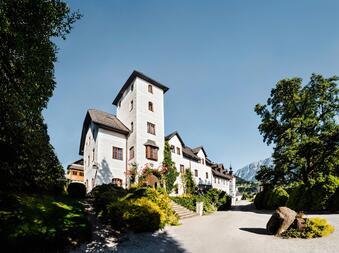 Hotel- und Restaurant Schloss Thannegg