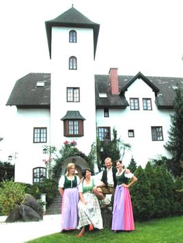 Hotel Schloss Thannegg - Familie Schrempf