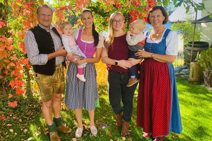 Eigentümerfamilie Schrempf - Schloss Thannegg