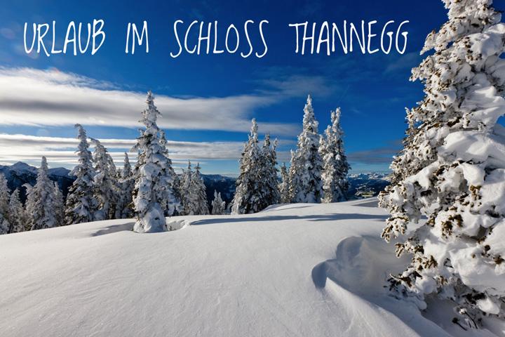 Urlaub im Schloss Thannegg