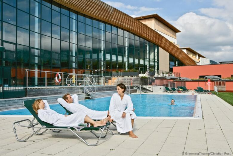 © Gold Partner der Grimming Therme