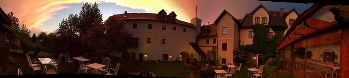 Pfarrhof Schloss Thannegg