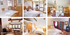 Zimmer und Ferienwohnungen im Schloss Thannegg - Familie Schrempf