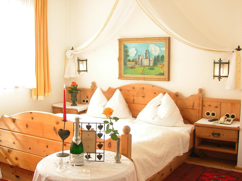Room at Schloss Thannegg, accommodations in Schladming-Dachstein