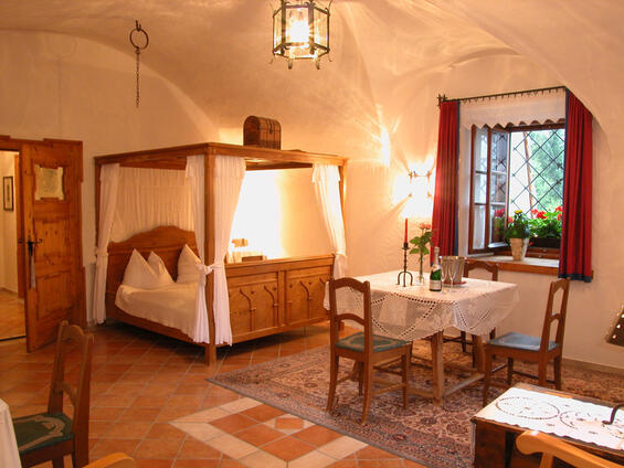 "Romantic suite ""Gemach"""